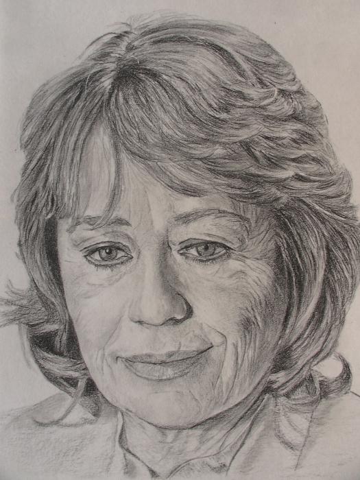 Annie Girardot by Manvale